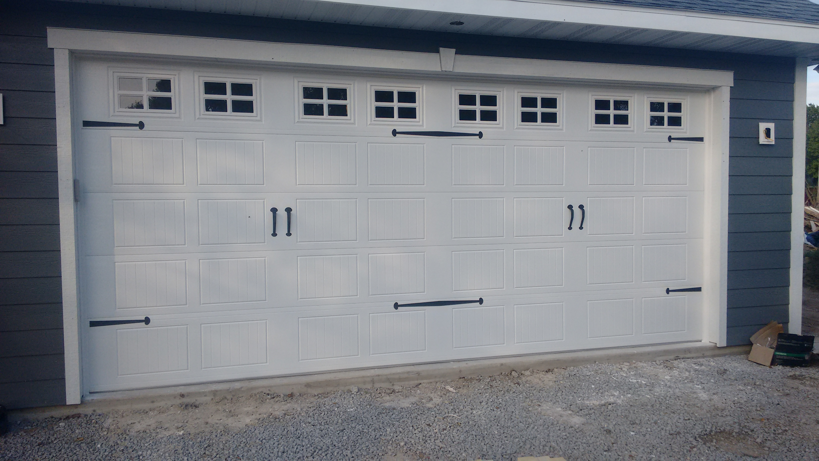 Sturgeon garage door